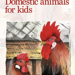 Domestic Animals for Kids (iPad)
